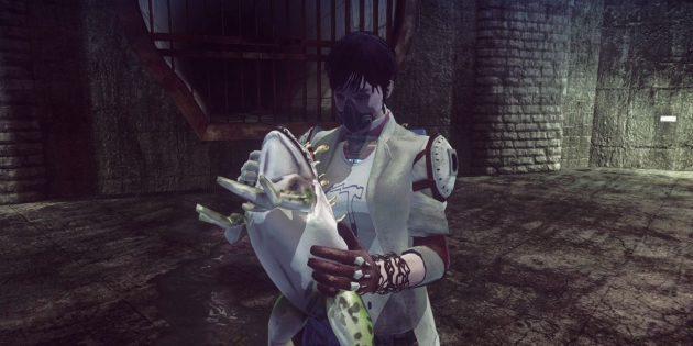 Бесплатные игры для PlayStation 4: Let It Die