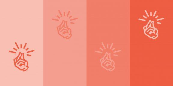 ТЕСТ: Логотип Лайфхакера или цвет 2019 года?