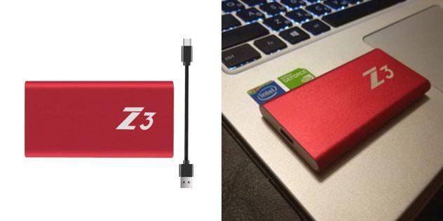 SSD-накопитель