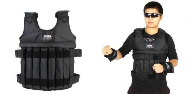 Защитный жилет