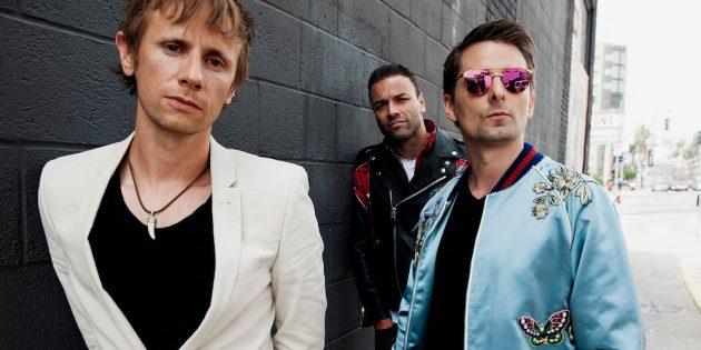 Исполнители, которые разочаровали в 2018-м: Muse