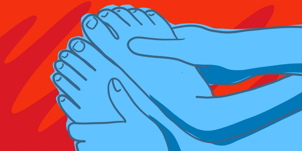 Сухая кожа на руках ногах мерзнут руки и ноги thumbnail