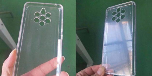 Чехол для Nokia 9PureView