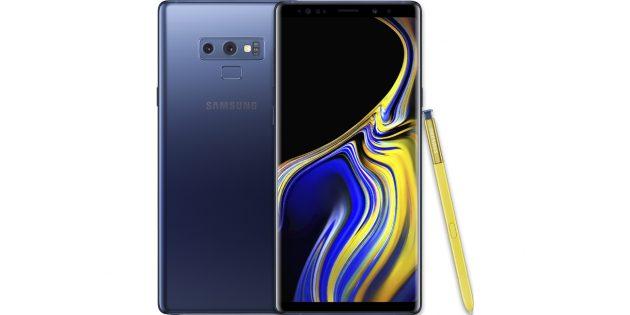 Какой смартфон купить в 2019году: Samsung Galaxy Note 9