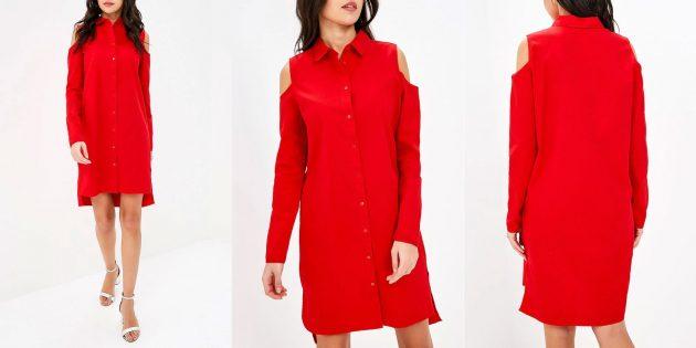 Новогодняя распродажа в Tmall: Платье