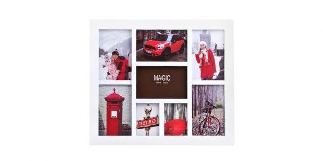 100 новогодних подарков: Рамка для фотографий
