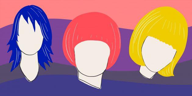 7 модных причёсок на Новый год, с которыми справится каждая