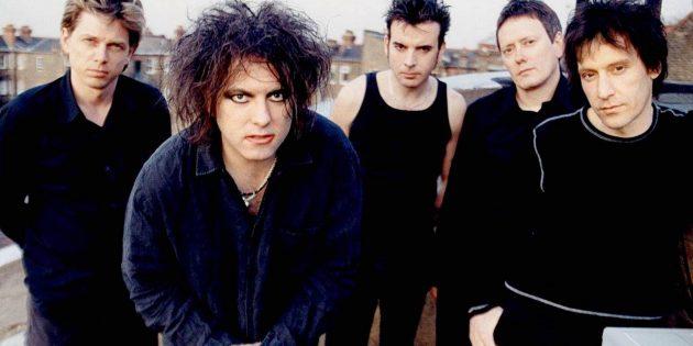 Что послушать у The Cure — группы, которая приедет в Россию летом 2019