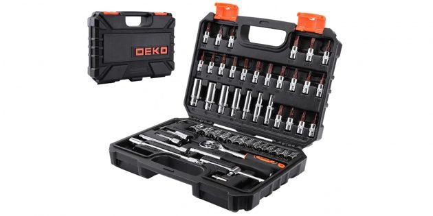 Набор инструментов Deko TZ53