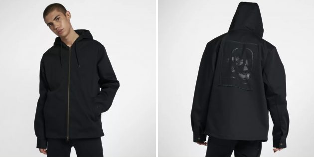 Nike SB x Anti-Hero Hooded