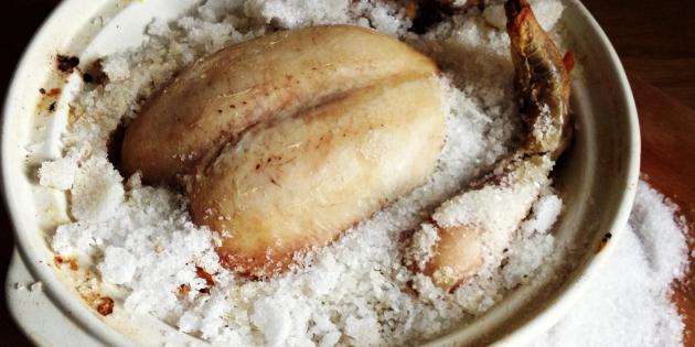 Утка в духовке: Как запечь утку в соли по рецепту Марты Стюарт