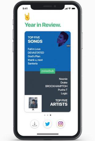Music Year in Review: ваши любимые песни Apple Music соберёт в хит-парад
