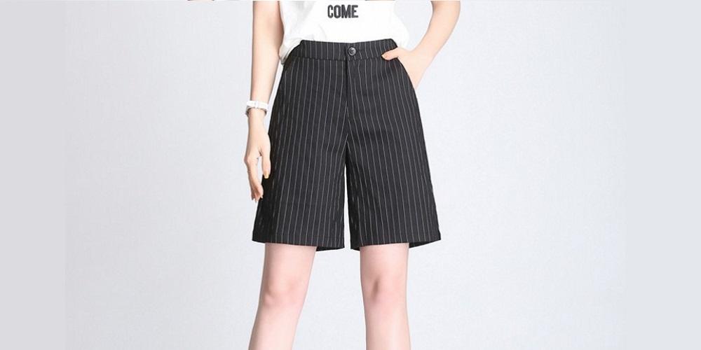 модные тенденции 2019 года: Свободные шорты