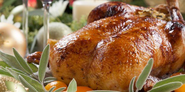 Как запечь утку в глазури из бальзамического соуса и мёда в духовке