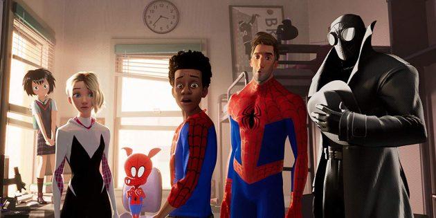 «Человек-паук: через вселенные»: Отсылки к комиксам, фильмам и прочей поп-культуре