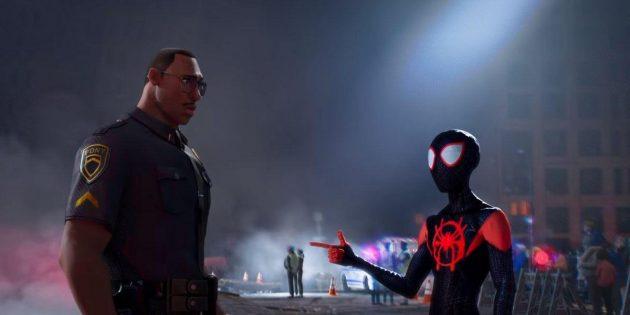«Человек-паук: через вселенные»: Трогательно и одновременно очень весело