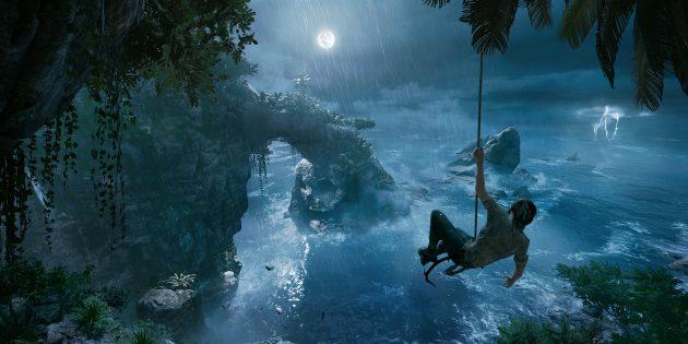Игры 2018года для простых компьютеров: Shadow of the Tomb Raider