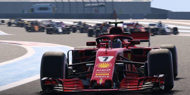 Игры 2018года для простых компьютеров: F12018