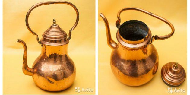 авито подарки: Раритетный медный чайник