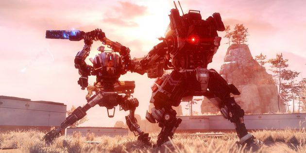 Захватывающие игры для PlayStation 4: Titanfall 2