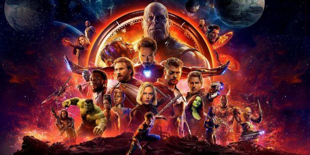 Самые популярные запросы 2018: Мстители: война бесконечности