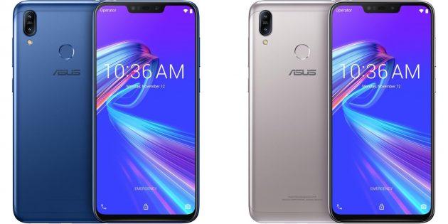 Новинки от Asus: ZenFone Max (M2)