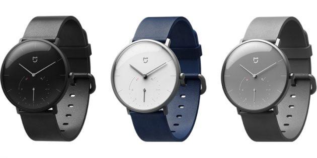 Вещи Xiaomi 2018года: Xiaomi Mijia Quartz Watch
