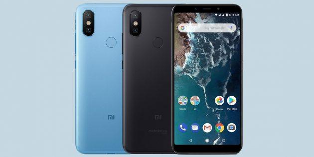 Вещи Xiaomi 2018года: Xiaomi Mi A2