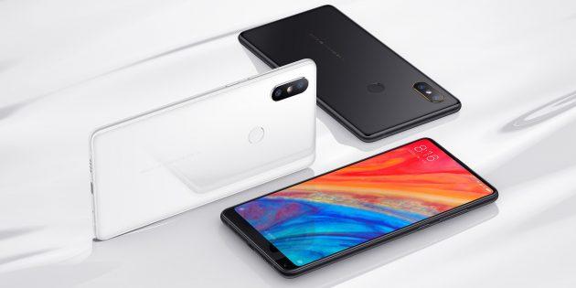 Вещи Xiaomi 2018года: Xiaomi Mi Mix 2S