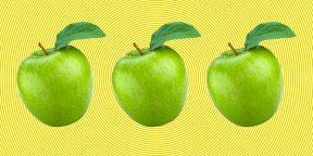 10 вкусных салатов с яблоками