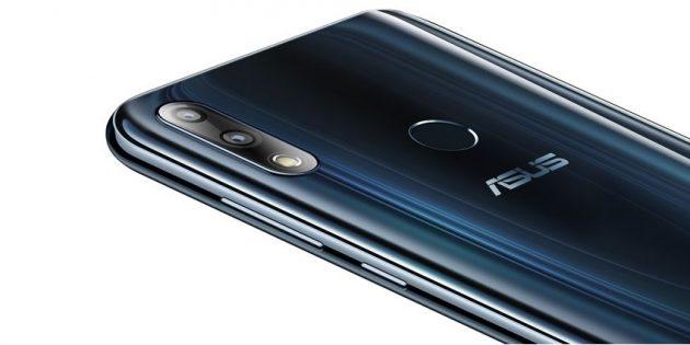 ZenFone Max Pro (M2) с NFC-чипом