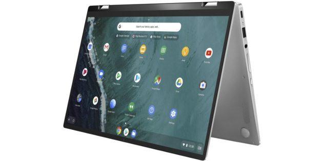 CES 2019: ASUS Chromebook Flip C434 (трансформер)