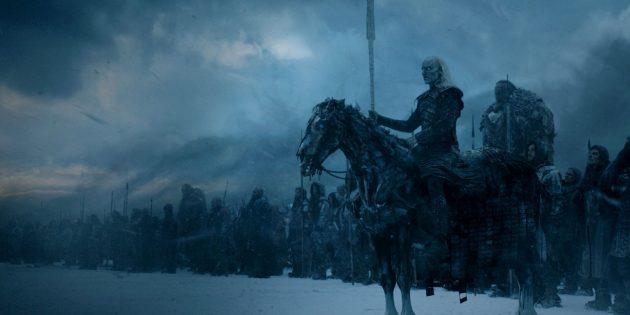 Предполагаемый сюжет «Игры престолов» в 8-м сезоне: Король Ночи спасёт армию мёртвых
