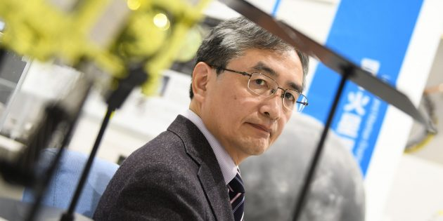 Макото Ёсикава — охотник за астероидами