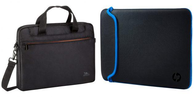 Подарки коллегам на 23Февраля: сумка для ноутбука