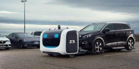 Штука дня: робот-парковщик, который впихнёт невпихуемое