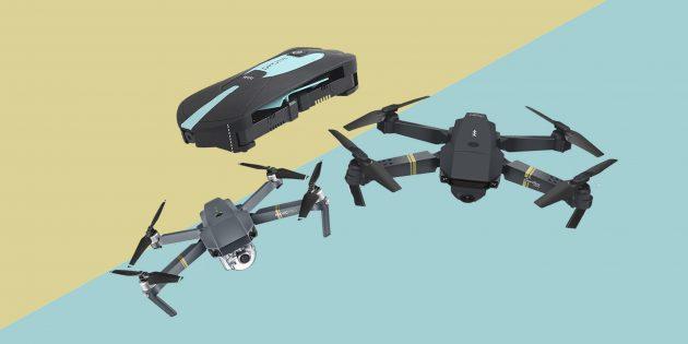 15 крутых дронов с AliExpress на любой кошелёк