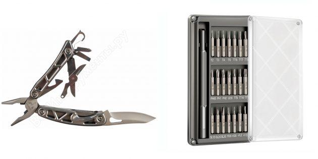 Что подарить мальчику на 23Февраля: Мультитулы и инструменты