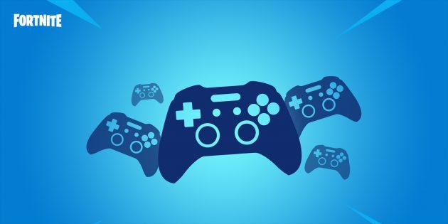 В мобильную версию Fortnite теперь можно играть с геймпадом