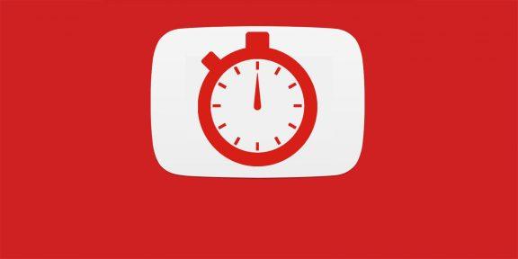 YouTube Time Tracker покажет, сколько времени вы тратите на YouTube