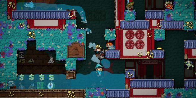Новые инди-игры на ПК, для консолей и мобильных устройств: Spelunky 2
