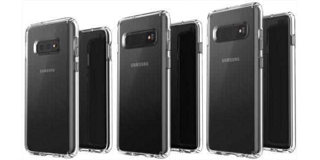 Samsung Galaxy S10E, S10 и Galaxy S10plus