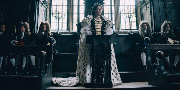 «Фаворитка» Йоргоса Лантимоса: Королева