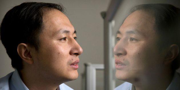 Хэ Цзянькуй — редактор генома