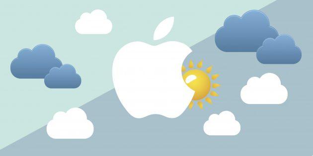 5 лучших погодных утилит для строки меню macOS