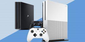 5 причин купить Xbox One вместо PlayStation 4