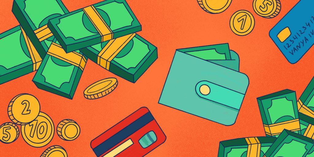 Оформление страховки: Хранение денег