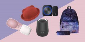 Находки AliExpress: дверной звонок, гамак и женские шляпки