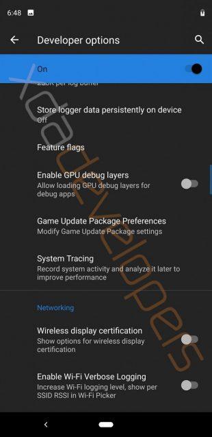 Android Q: новые функции