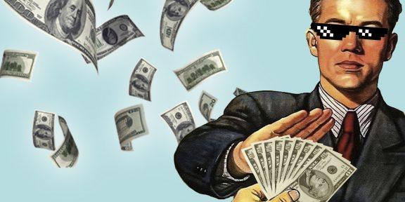 Чтобы достичь успеха, скажите «нет» неправильным деньгам